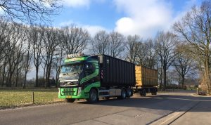 Containervervoer